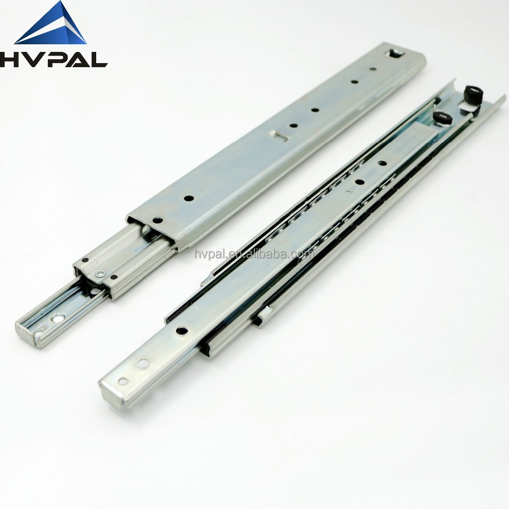 (HA5303) 250lb Heavy Duty Full Extension Drawer Channels