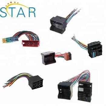 China factory custom auto car stereo iso_350x350 china factory custom auto car stereo iso wire harness 40pin car