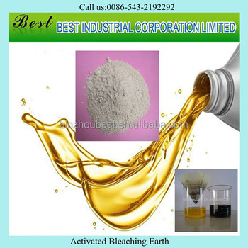 Activated Fuller Earth Filter For Refining Lubricating Oil