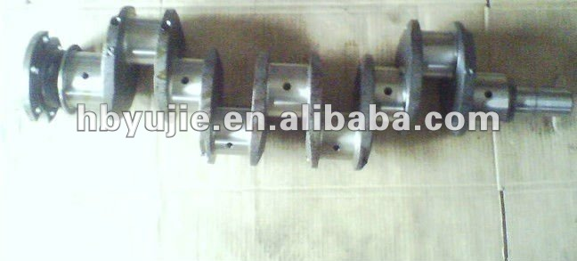 mtz t-150 tractor crankshaft for russian