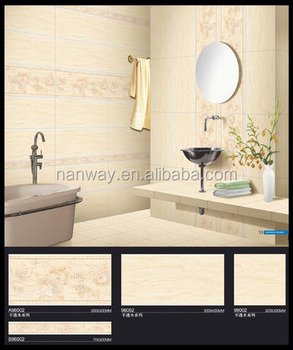 New Design Lanka Wall Tiles Bathroom Set 300x450mm - Buy ...