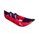 Double inflatable toy canoe, 2 Person Inflatable fishing kayak