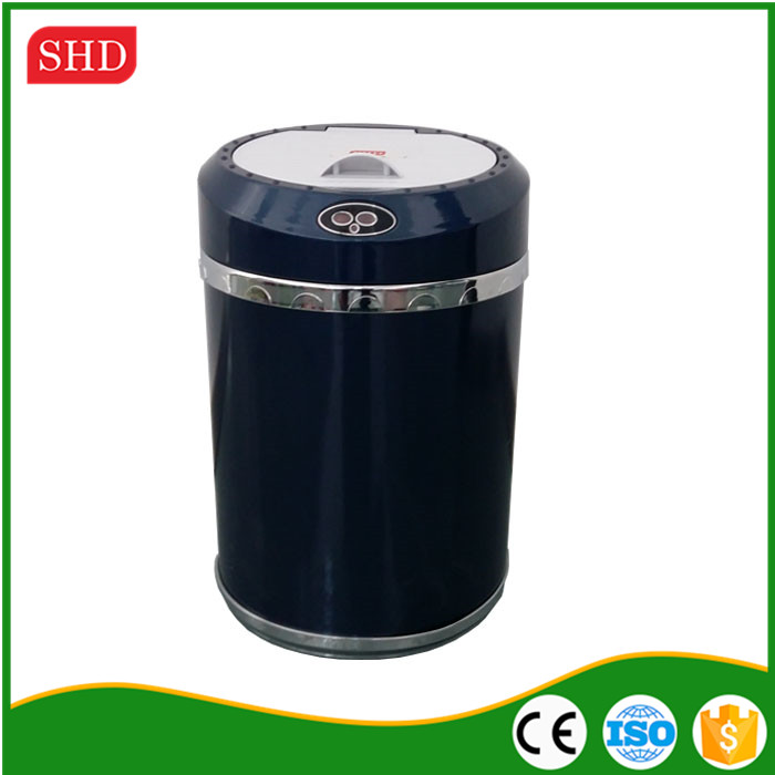 automatic dustbin customized solar advertising waste bins