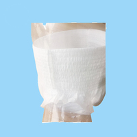 Adult Disposable Pant Diaper Pull Up for Incontinent Old Man Hospital Free Sample in China