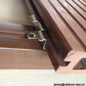 Wpc Decking Accessories Stainless Plastic Clips