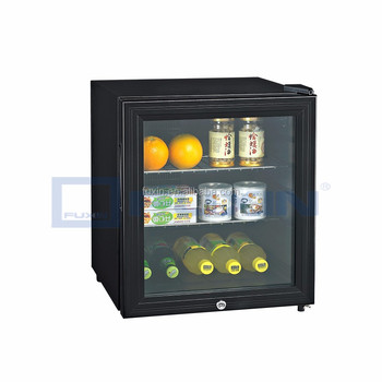42l Hotel No Compressor Mini Absorption Refrigerator With Glass Door