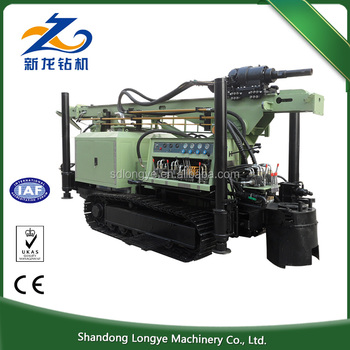 2016 New Product SLY550 China Vertical or Horizontal Used truck mounted borehole drilling machine