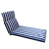 Waterproof UV-resistant Stripe Outdoor Furniture Cushions