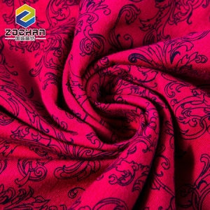 395d59cb41f High Standard 100 Printed Fabric Knitted Single Jersey Pima Cotton