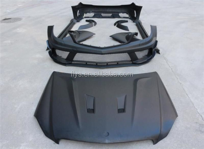 Black Series Hood/bonnet For C63 W204 C-class. Carbon Hood/bonnet ...