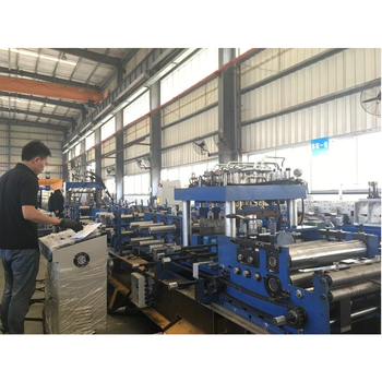 CZ Steel Roll Forming Machine Cold  C Z Shape Purlin Former Metal Profile Making Machine