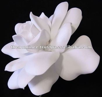 White foam decorative artificial gardenia flowers buy decorative white foam decorative artificial gardenia flowers mightylinksfo