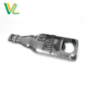 China Manufacturer Fashion Zinc Alloy Anti-Silver Bar Tool Opener Bottle For Wine