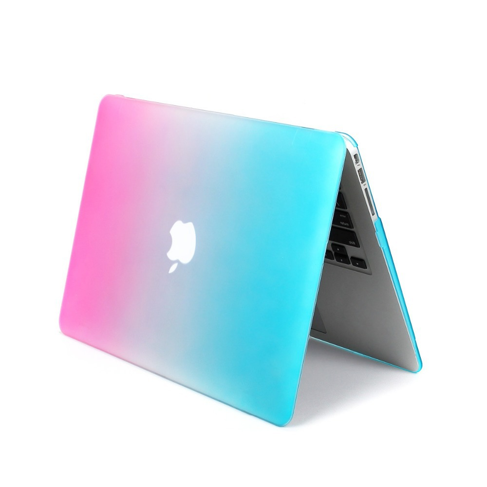 Fashion Rainbow Laptop Cover Case For Macbook Air 13.3 ...