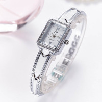2016 New Luxury Quartz Women Watches Diamond Bracelet Ladies Dress Wristwatch Girl Latest Hand Watch