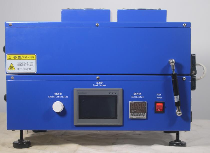 Lab Hot Film Coater per la Batteria Al Litio di Ricerca