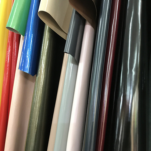 Various color cow grain leather for shoes upper