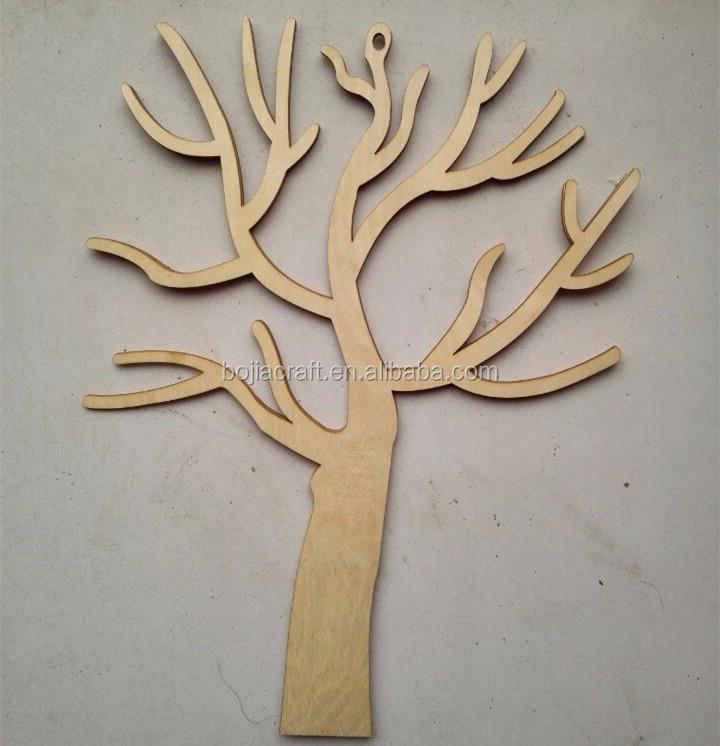 Wood tree design art minds wood crafts buy art minds for Art minds wood crafts