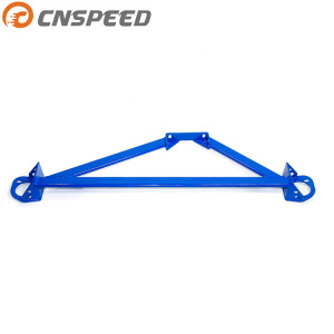 CNSPEED Front strut bar For 92-00 Honda Civic/Del Sol EG EK 94-01 Acura Integra FRONT UPPER TOWER STRUT BAR BRACE