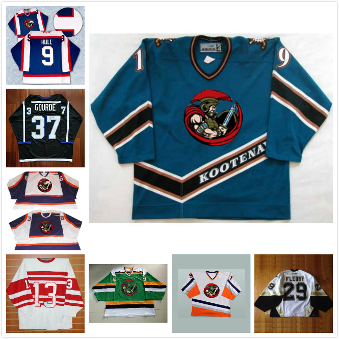 Wholesale Cheap Blank Black Training Practice Ice Hockey Jerseys