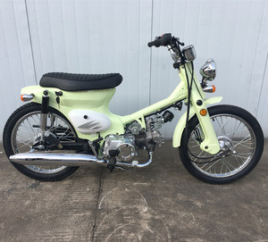 New design retro bike with engine 110cc cub motorcycle