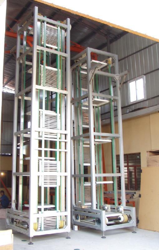 Транспортер для подъема грузов элеватор на 50000 тонн