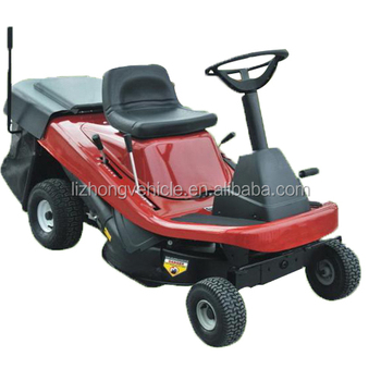 China Wholesale 12.5hp B&s Engine Ride-on Lawn Mower,Ride On Lawn ...