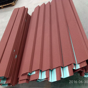 Ridge Hip Stone Coated Roof Tile,Metal Roof Jiacheng
