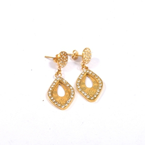 China Top Ten Selling Products Ethnic Stud Earring Gold Ear Tops ...