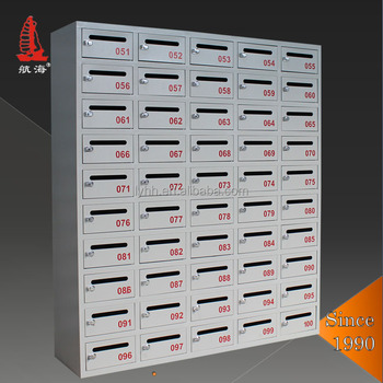 Household Free Standing Apartment Building Metal Mailbox,Post Letter  Box,Steel Mail Boxes - Buy Metal Mailbox,Metal Post Letter Box,Steel Mail  Box ...