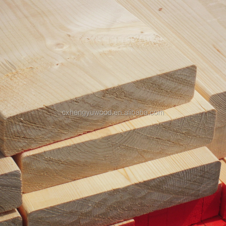 100% solid wood pine edge glued board