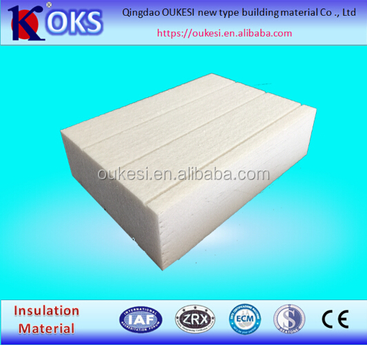 CO2 Foam agent,XPS R value, 2'' thick, XPS insulation board