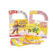 Hotsales Child Softcover Book Printing with Pantone Color