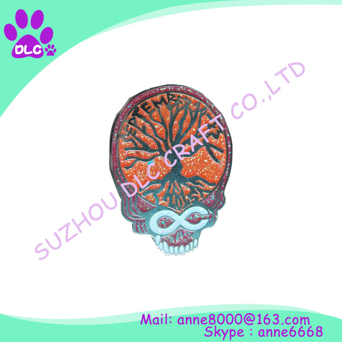 Souvenirs Qibla Direction China Wholesale Custom Mad Hatter Dancing Bear Grateful Dead Lapel pin/Badge