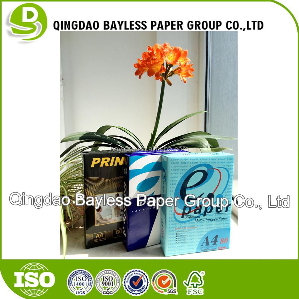 2016 China A4 Paper Copimax A4 Copy Paper Factory