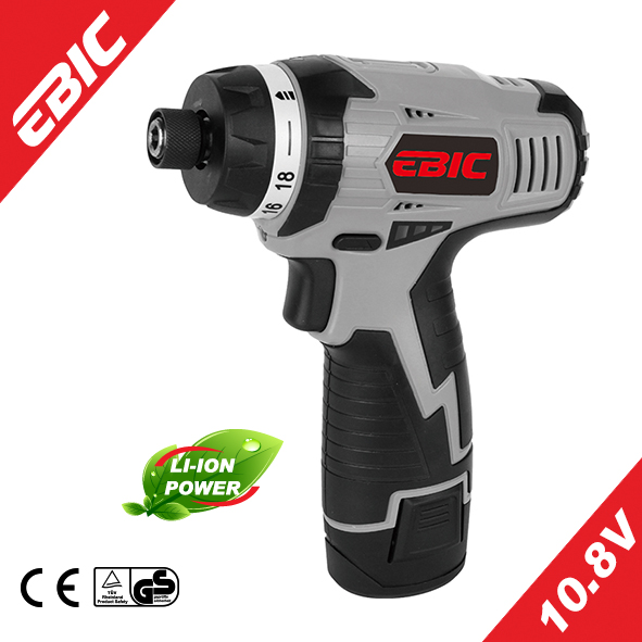 EBIC Power tool 12V Cordless Impact Screwdriver of Electric Screwdriver