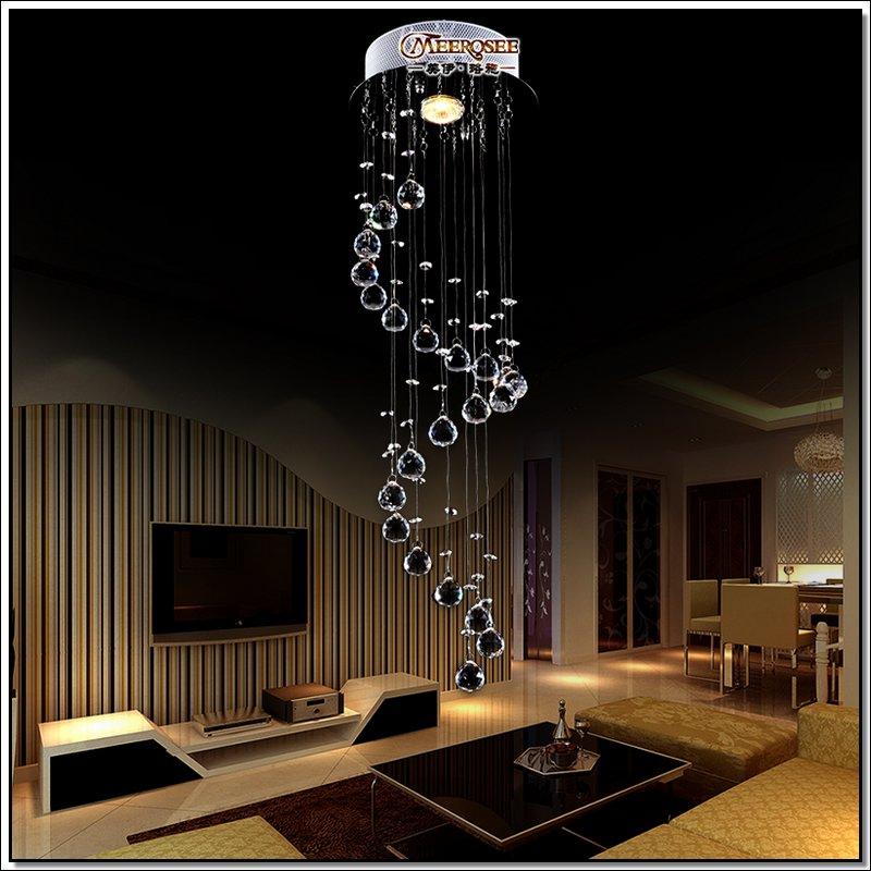 meerosee cristal especial dise o lampen en l nea md3037 l mparas y luces colgantes. Black Bedroom Furniture Sets. Home Design Ideas