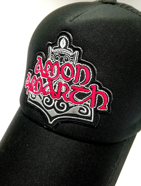 213b0628c52b53 Get Quotations · Wasuphand Amon Amarth Funk Punk Skateboard Snapback Funk  Punk Skateboard Snapback Hat Music Heavy Metal Unisex