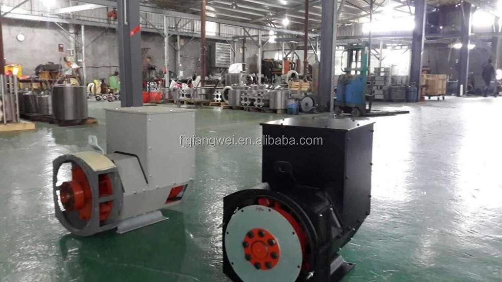 factory price Brushless AC Generator Alternator Head for sale