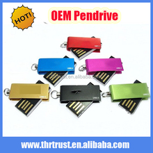 2016 OEM usb Pendrive 2GB / 4GB / 8GB 2.0 USB flash drive With Logo Custom in best quality