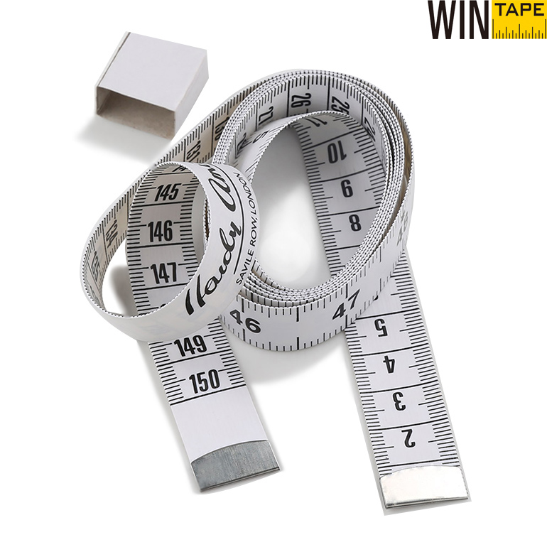 Promotionnel drôle pvc souple sur mesure ruban à mesurer meilleur logo personnalisé tissu couture ruban à mesurer en gros