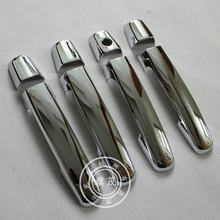 For Chery Tiggo 2005 2006 2007 2008 2009 2010 2011 2012 2013 New Chrome Car Door Handle Cover Trim