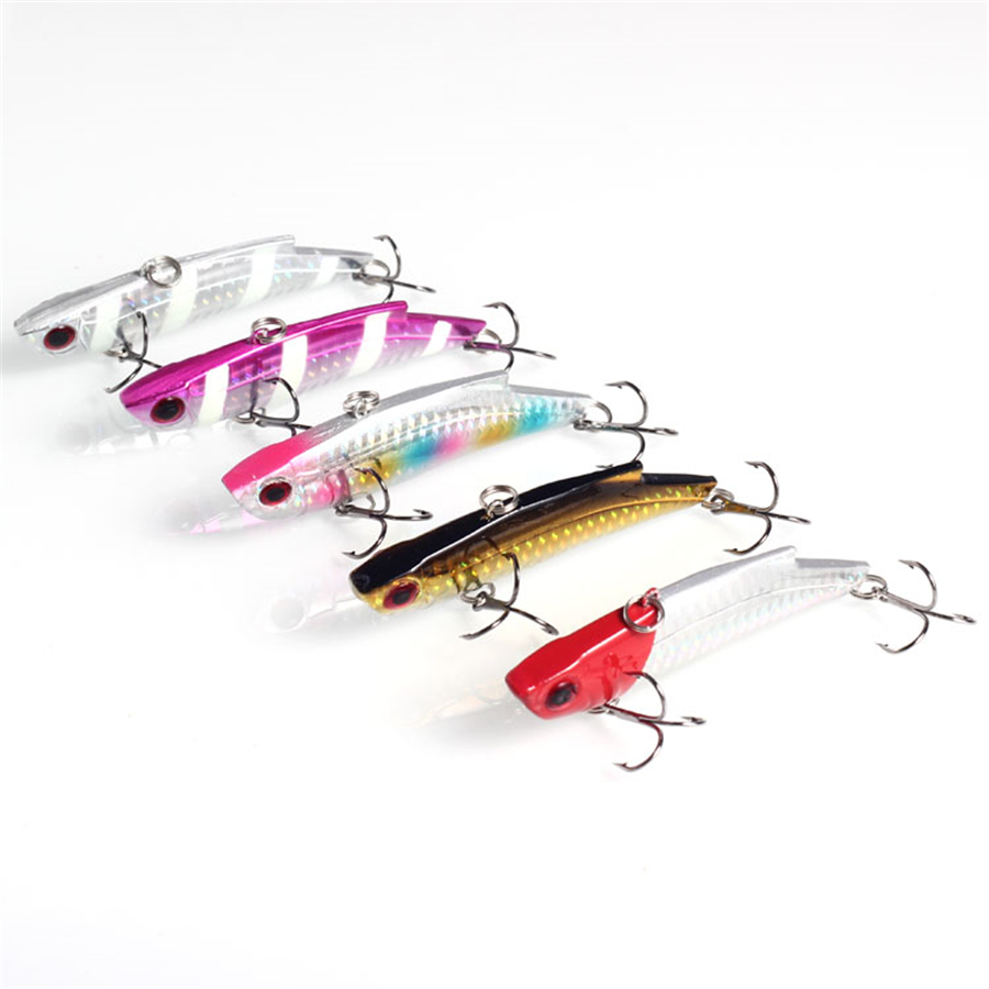 OEM colorful attractive fishing duo lure from China