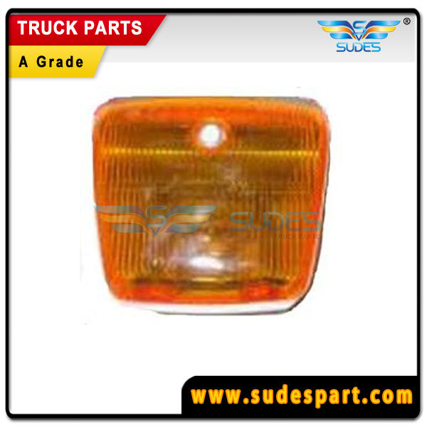 L 9738200321 R 9738200421 for Mercedes-Benz truck part Corner Lamp with E-mark