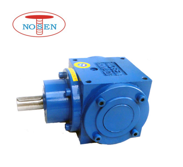 Electric Motor Gear Reduction Speed Reducer Bevel Gear Box