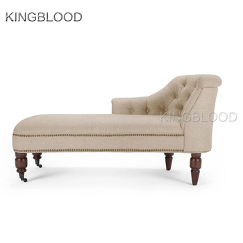 French Hobby Lobby Chaise Lounge Chair Chesterfield Sofa Design
