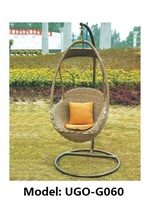 Wicker Hanging Egg Chair Outdoor Furniture Swing Seat Patio Set ...
