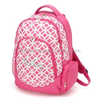 wholesale pink personalized school bag buy school bag school bag