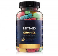 Full spectrum hemp extract Premium Hemp Gummy Bears 500mg for good health