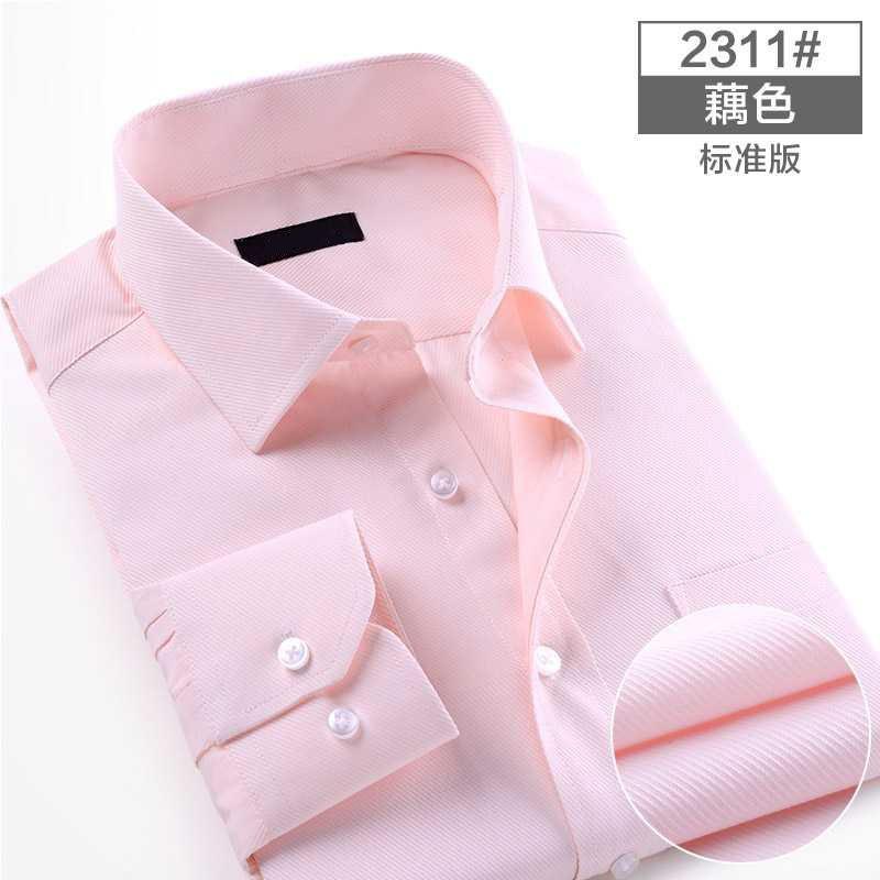 2015 весна осень новые люди свободного покроя платье рубашка с длинным рукавом бизнес-рубашки Slim Fit мужские camisas мода мужские блузка S-4XL